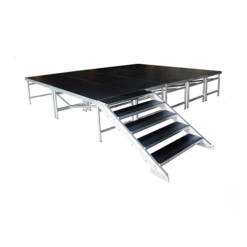 ST001 aluminum mobile stage