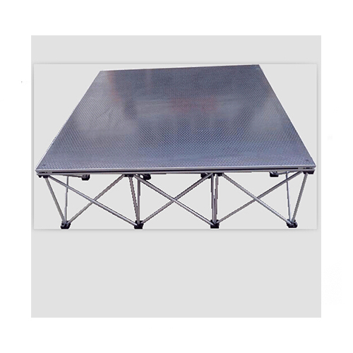 ST002 mobile folding stage(X stage)