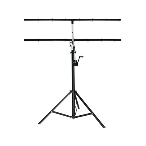 PT008-H4m double beam light stand