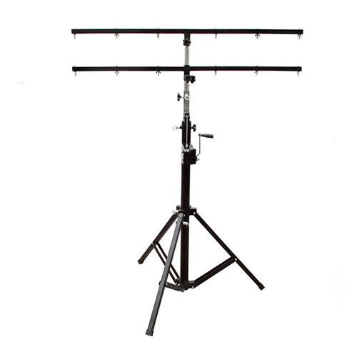 PT010-H3m double beam light stand