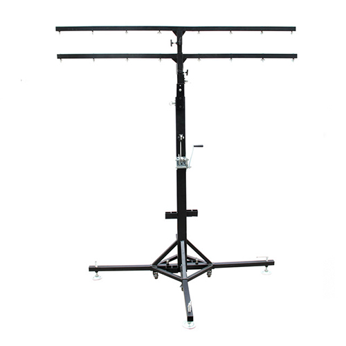 PT014-H4m double beam light stand